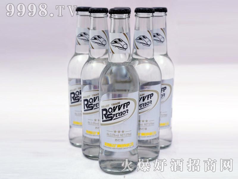香港动力火车苏打酒芒果味275ml