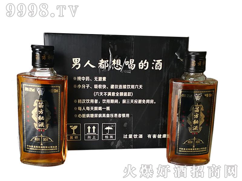 苗方秘酒32%vol