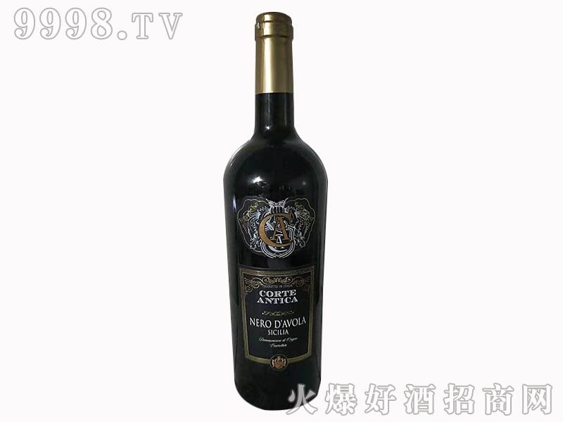 科特安迪黑达沃拉干红葡萄酒