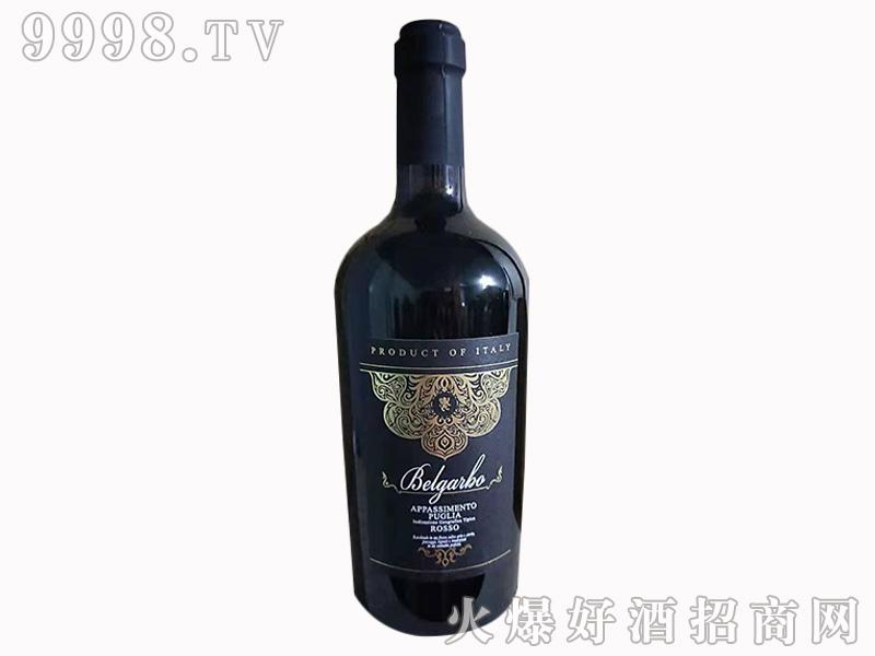 贝卡博风干普利亚干红葡萄酒