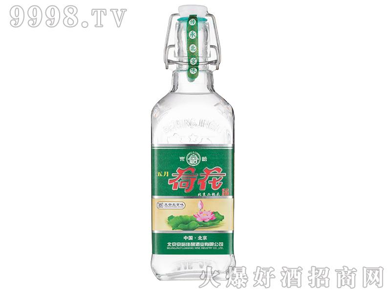 京峪五月荷花酒