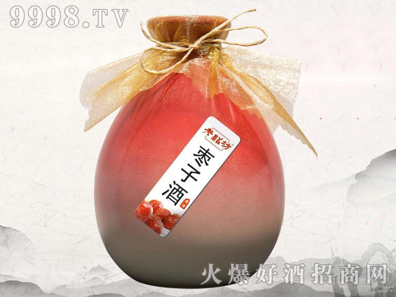 老绍坊枣子黄酒(红)