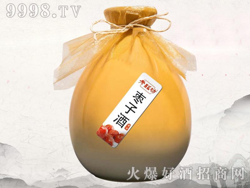 老绍坊枣子黄酒(黄)