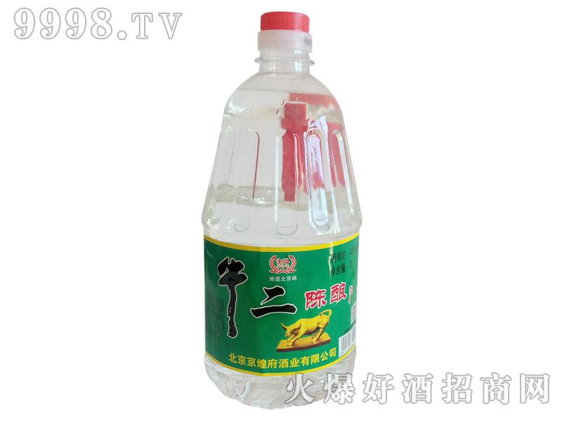 京焀牛二陈酿酒2L