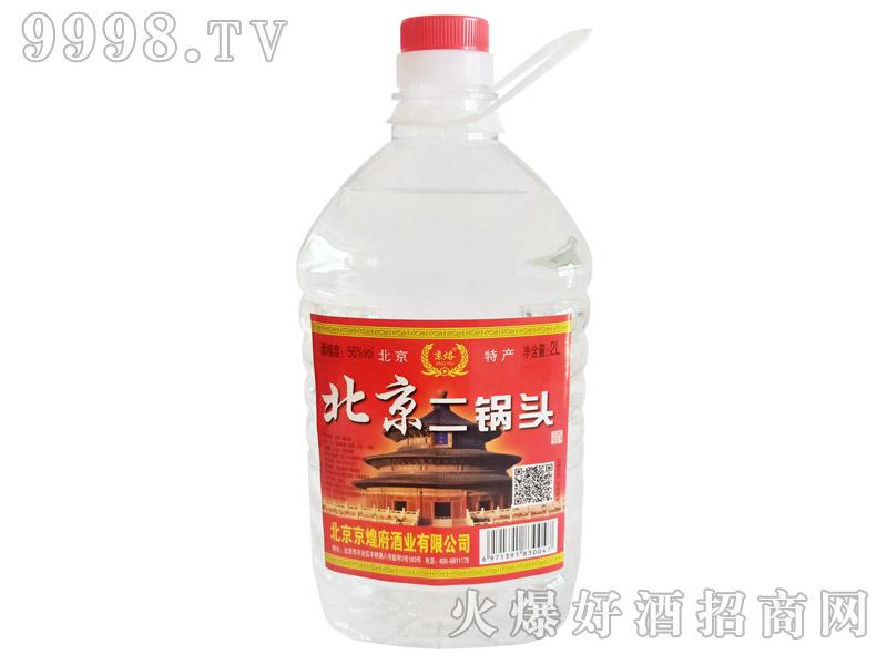 京焀北京二锅头酒2L