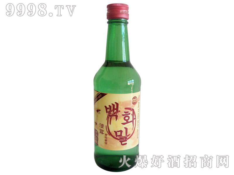 京焀清露百花蜜酒
