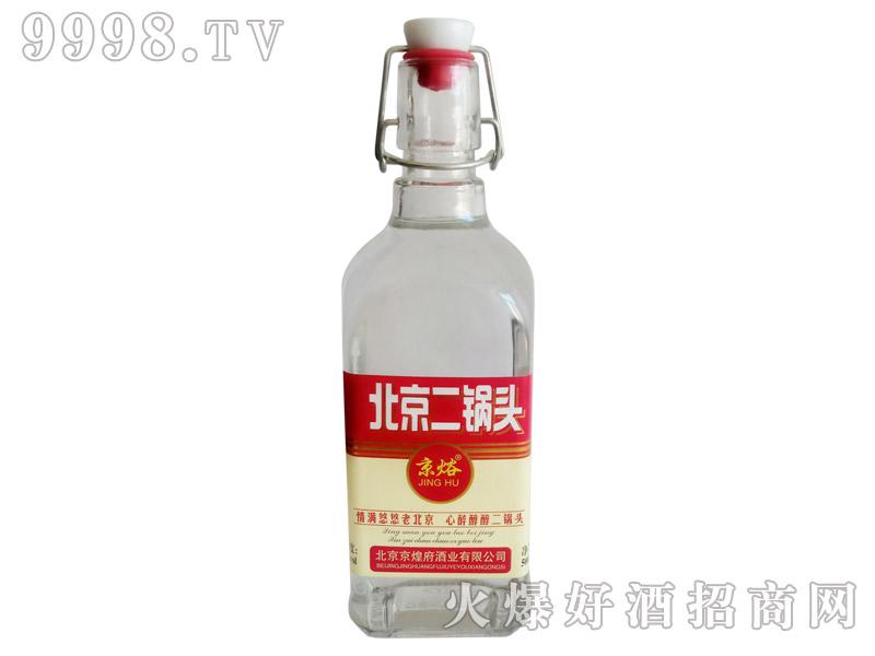京焀北京二锅头酒(红方瓶)