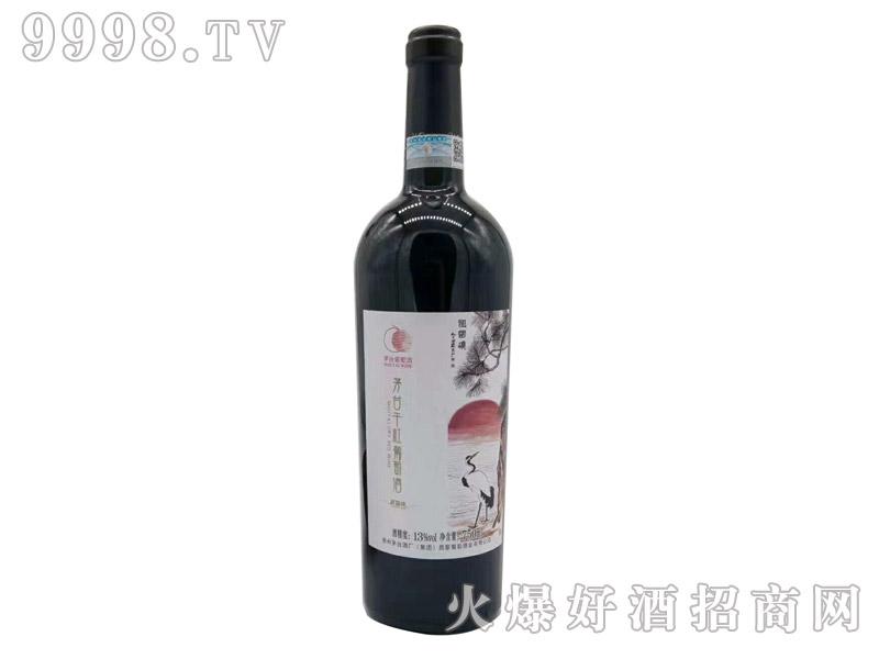 茅台干红葡萄酒祖国颂