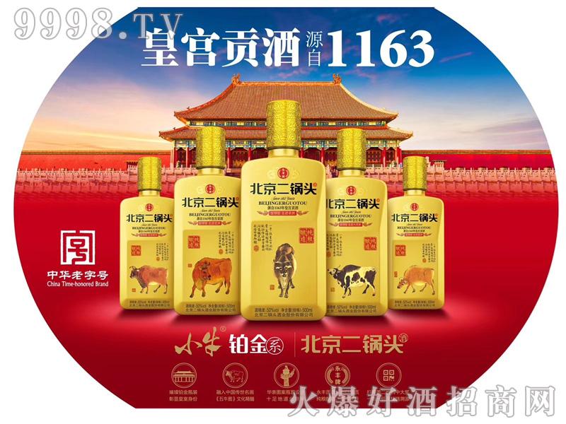 北京二锅头小牛铂金系
