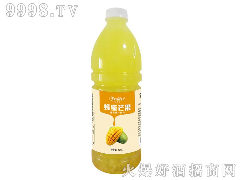 蜂蜜芒果复合果汁饮料