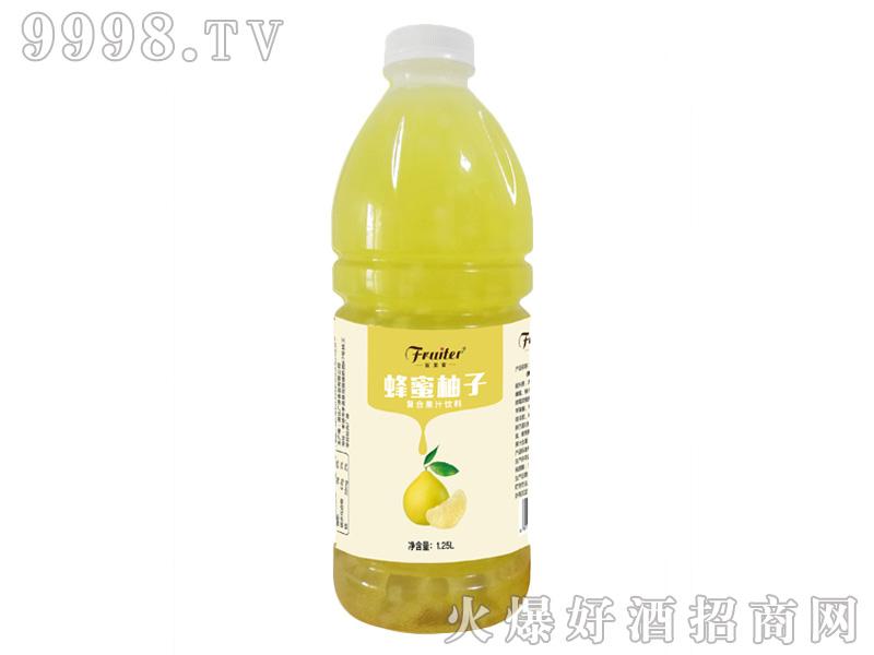 蜂蜜柚子复合果汁饮料