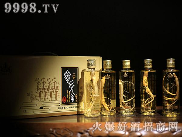 参乡人家酒【42°52°180ml】-保健酒类信息