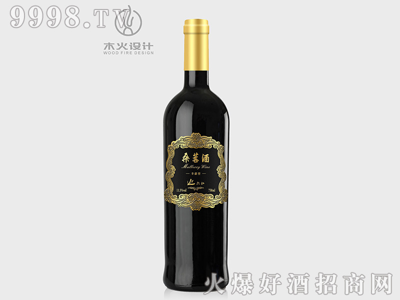 迦六缸桑葚酒11.5°750ml-特殊招商信息