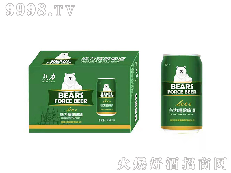 熊力精酿千赢国际手机版箱装12度320mlx24罐-千赢国际手机版类信息