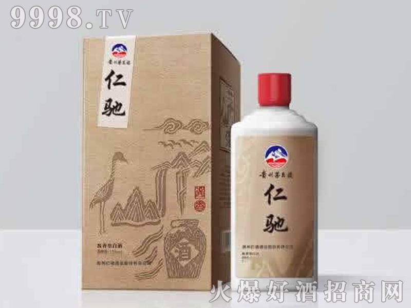 仁驰酒53°500ml酱香白酒-白酒类信息