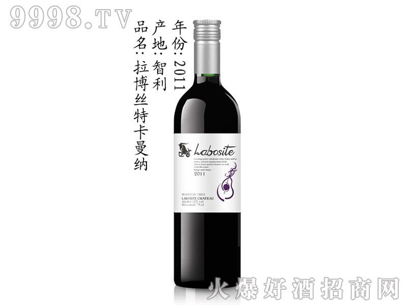 拉博丝特卡曼纳葡萄酒750ml