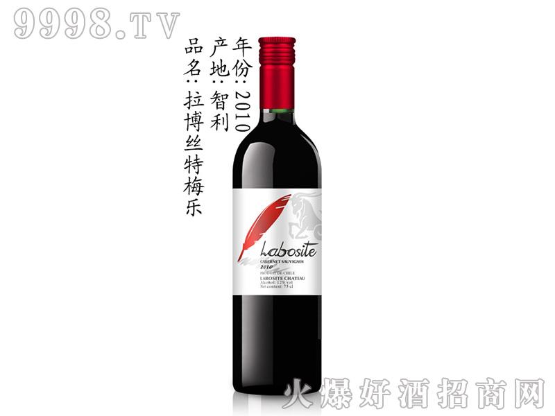拉博丝特梅乐葡萄酒750ml