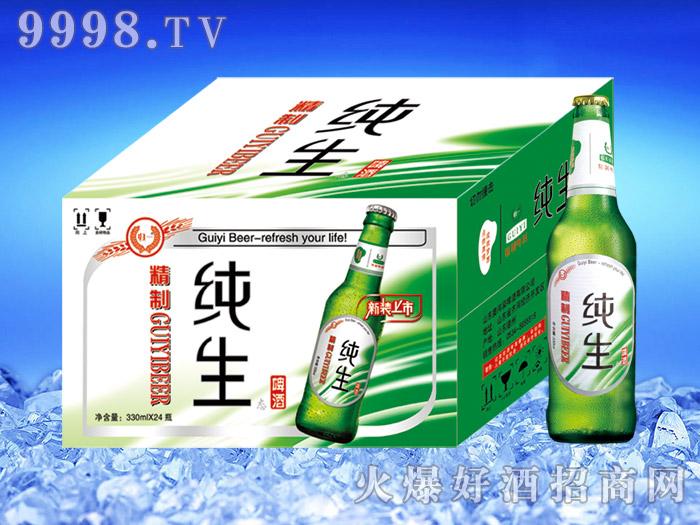 哈尔滨归一纯生千赢国际手机版330ml×24瓶