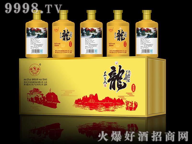 龙酒53°500ml酱香型白酒