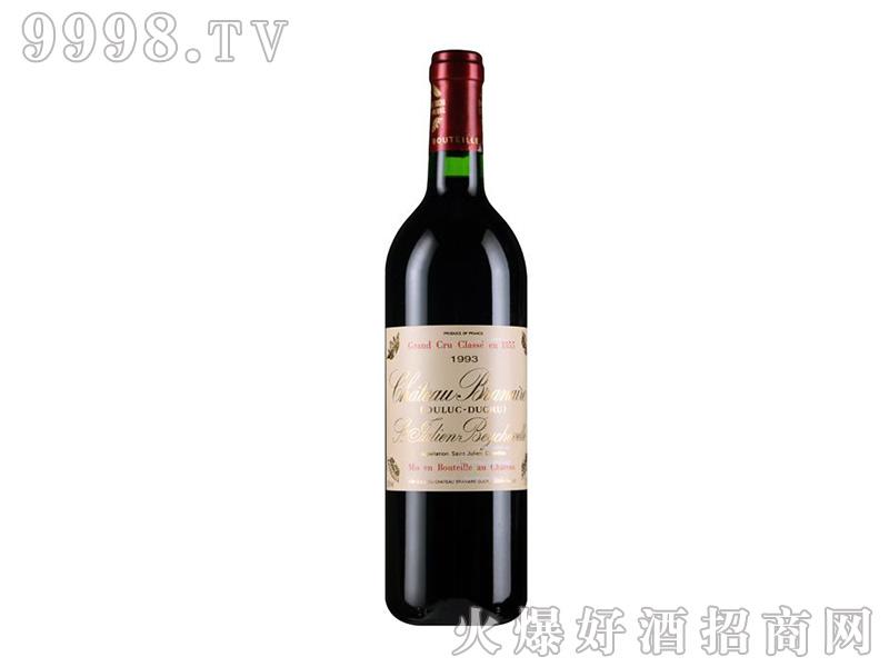 醍恩・法国杜克城堡干红葡萄酒14°750ml
