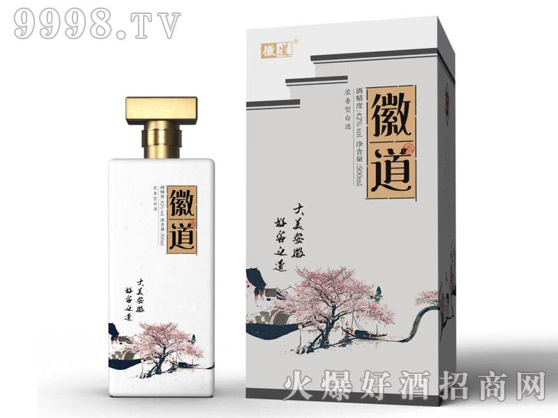 徽道酒浓香型白酒【42°500ml】-白酒类信息