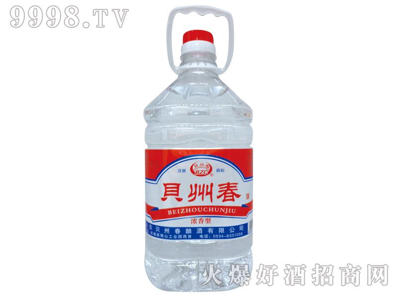 贝州春酒浓香型白酒【42°2500ml】-白酒类信息