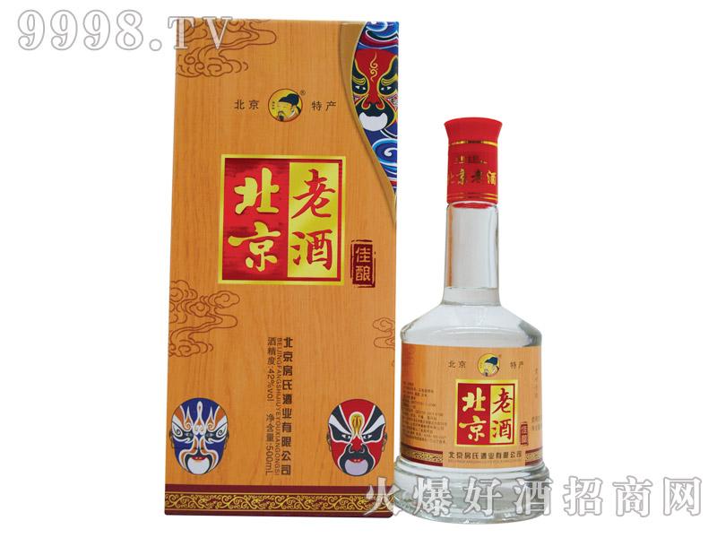 北京老酒佳酿浓香型白酒【42°500ml】-白酒类信息