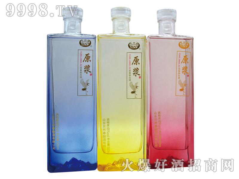贝州春原浆酒浓香型白酒【65°500ml】-白酒类信息
