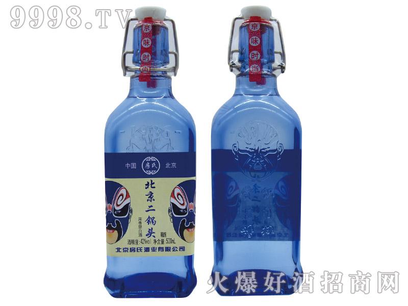 房氏北京二锅头酒国粹浓香型白酒【42°500ml】-白酒类信息