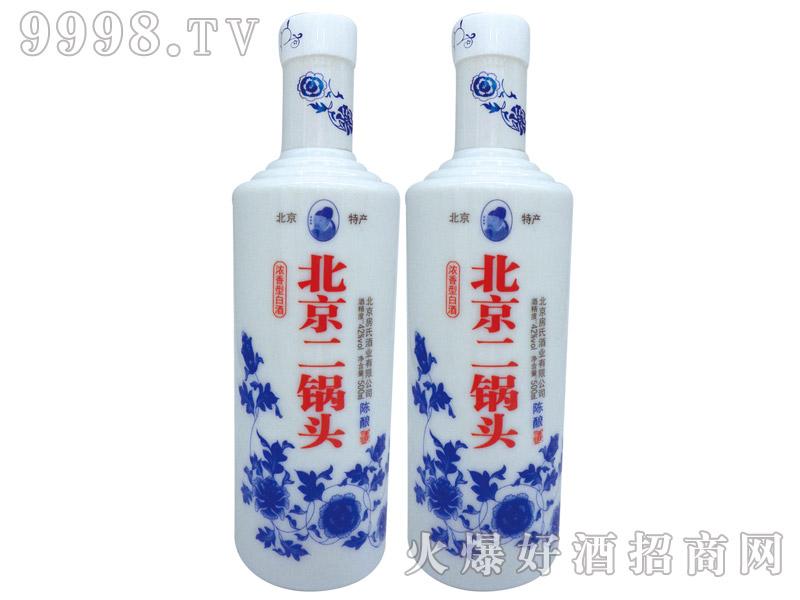 北京二锅头酒陈酿浓香型白酒【42°500ml】-白酒类信息