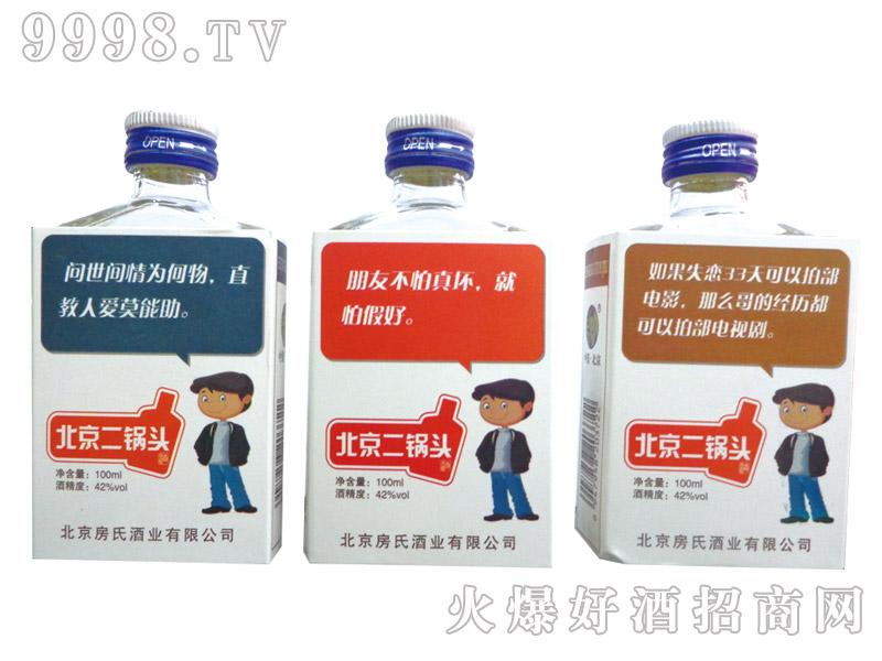 北京二锅头酒浓香型白酒【42°100ml】-白酒类信息