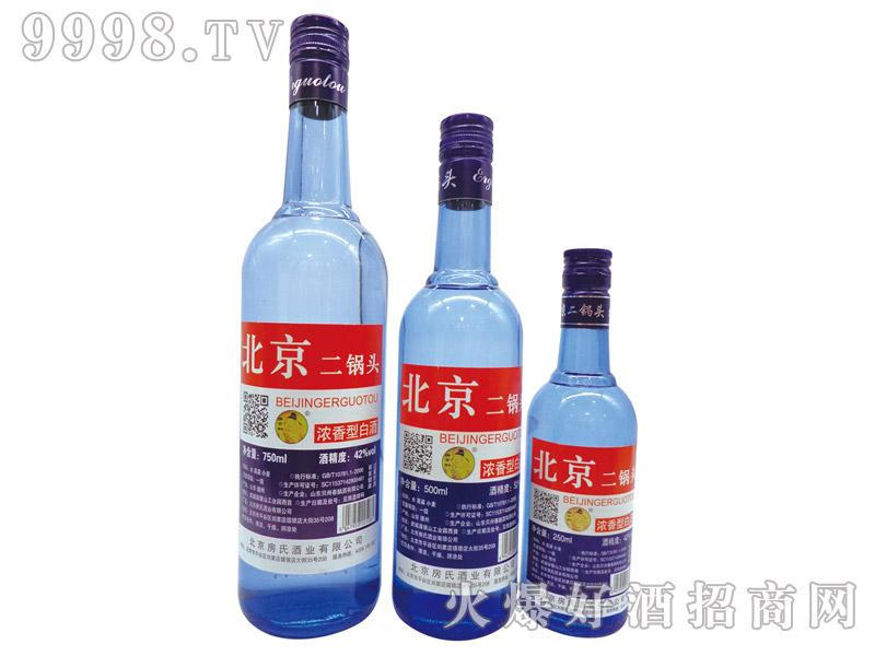 北京二锅头酒浓香型白酒【42°750ml、500ml、250ml】-白酒类信息