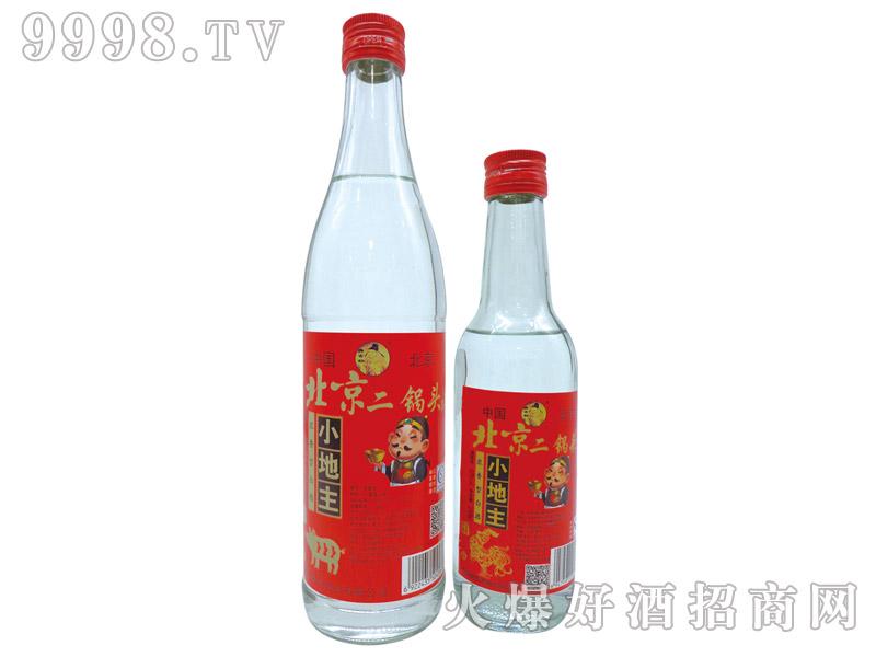 北京二锅头酒小地主浓香型白酒【42°500ml、250ml】-白酒类信息