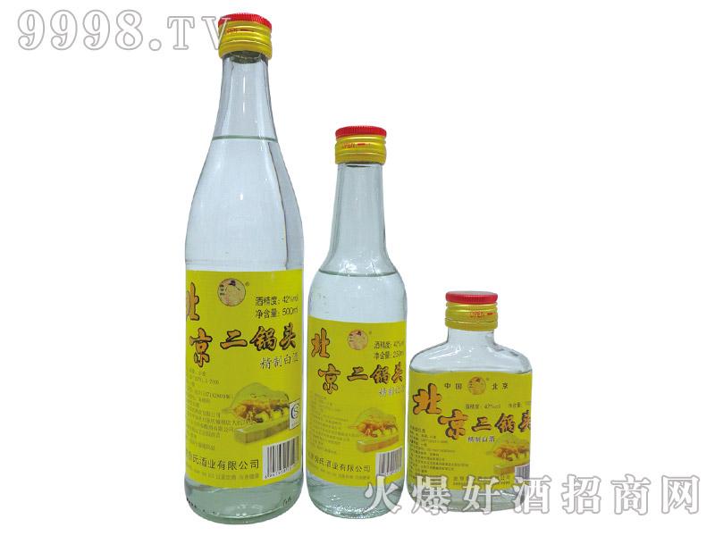 北京二锅头精制白酒浓香型白酒【42°500ml、250ml、100ml】-白酒类信息