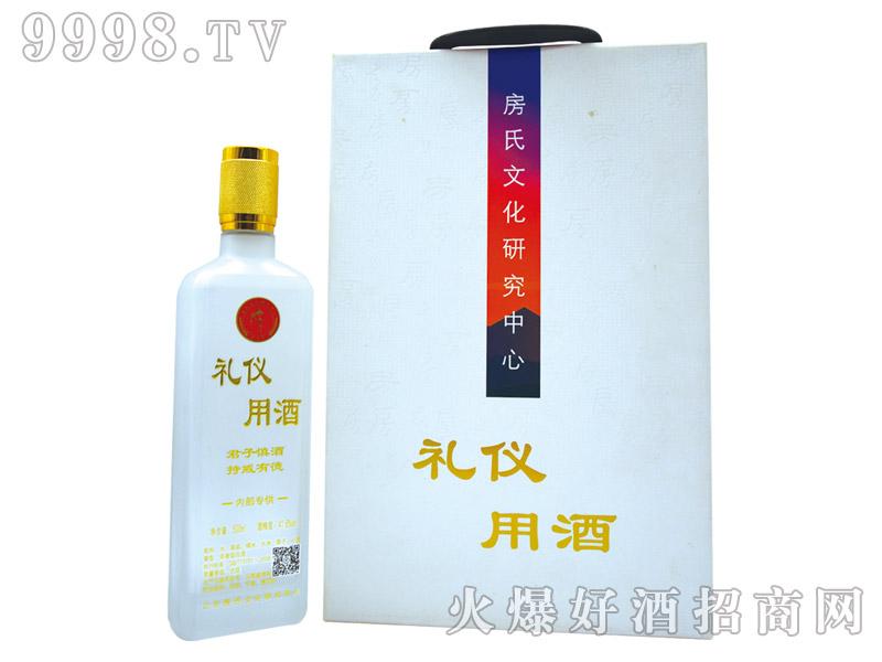 房氏礼仪用酒浓香型白酒【41.8°500ml】-白酒类信息