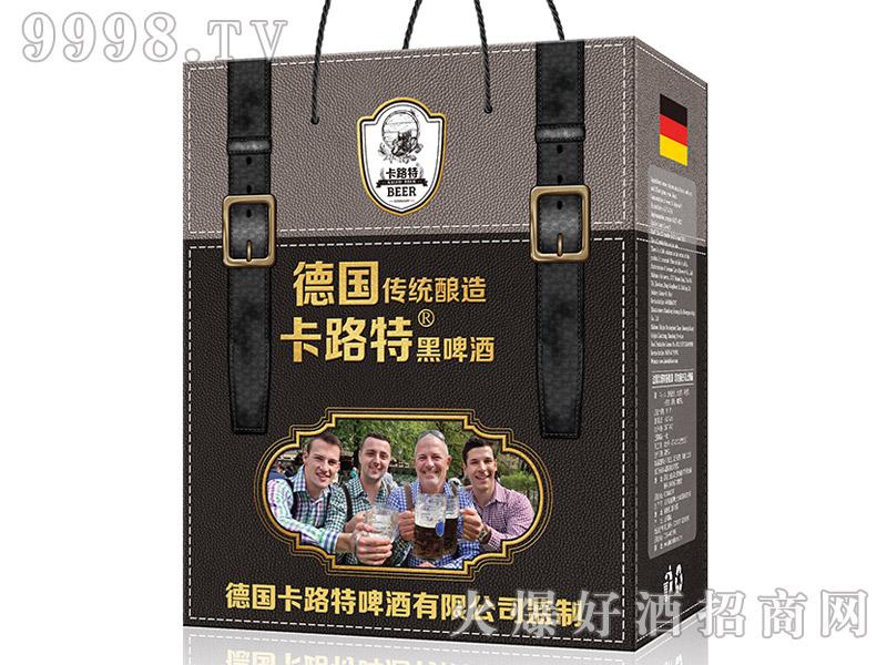德国卡路特黑啤酒礼盒1号【500ml×12】