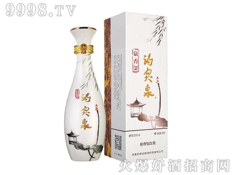 趵突泉酒泉香型白酒【35.8°490ml】