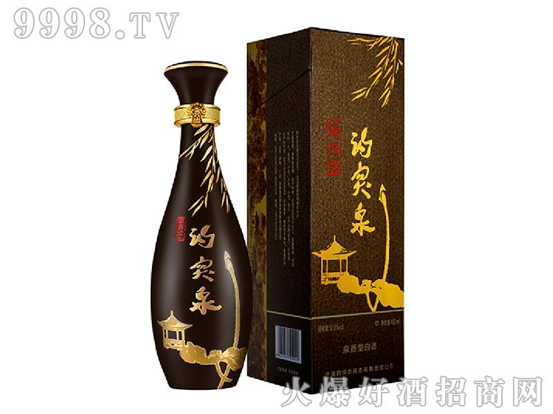 趵突泉酒泉香型白酒【51.8°490ml】