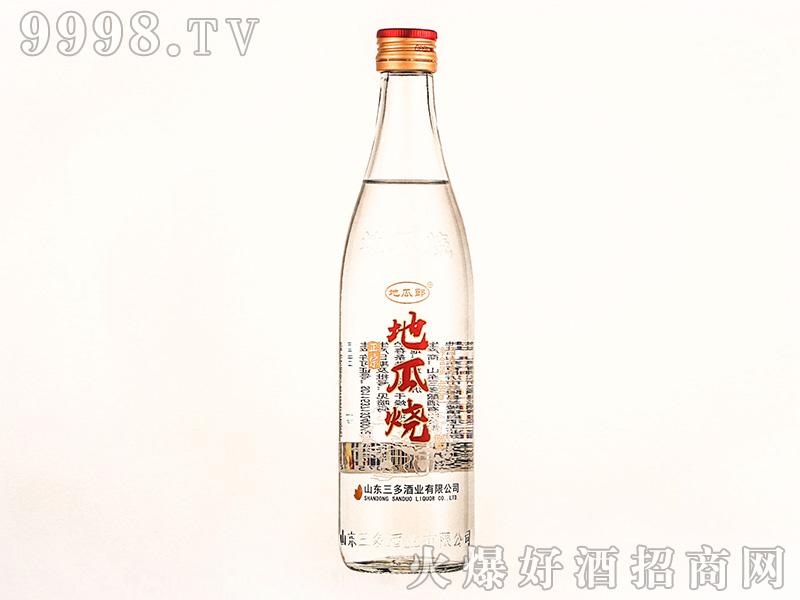 地瓜烧酒(烤花)浓香型白酒【42°480ml】