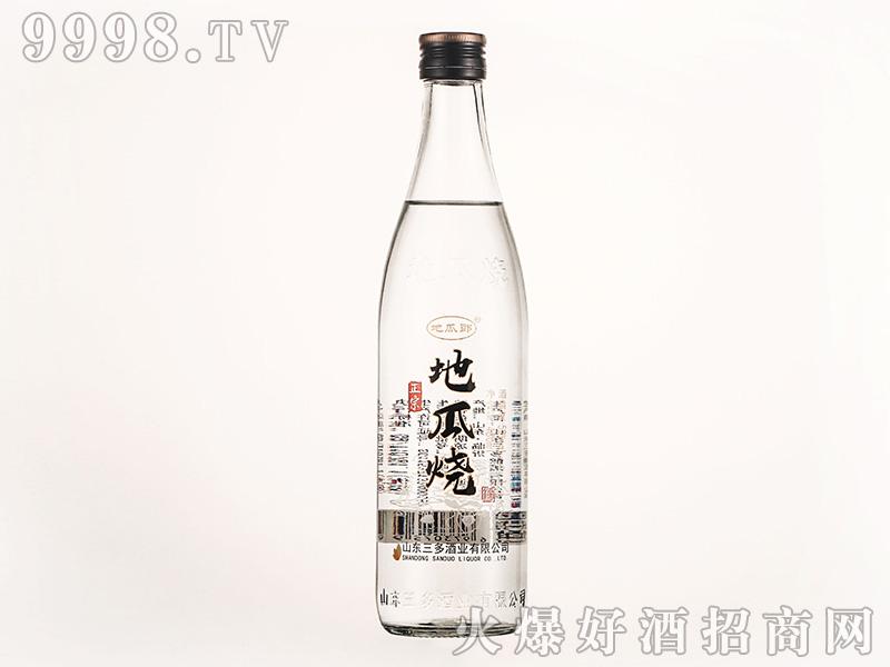 地瓜烧酒(烤花)浓香型白酒【52°480ml】