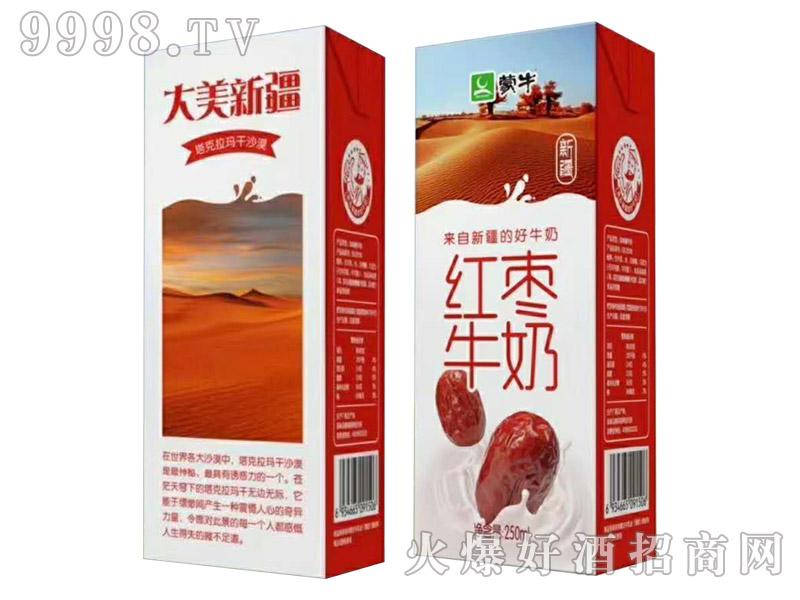 蒙牛红枣牛奶250ml