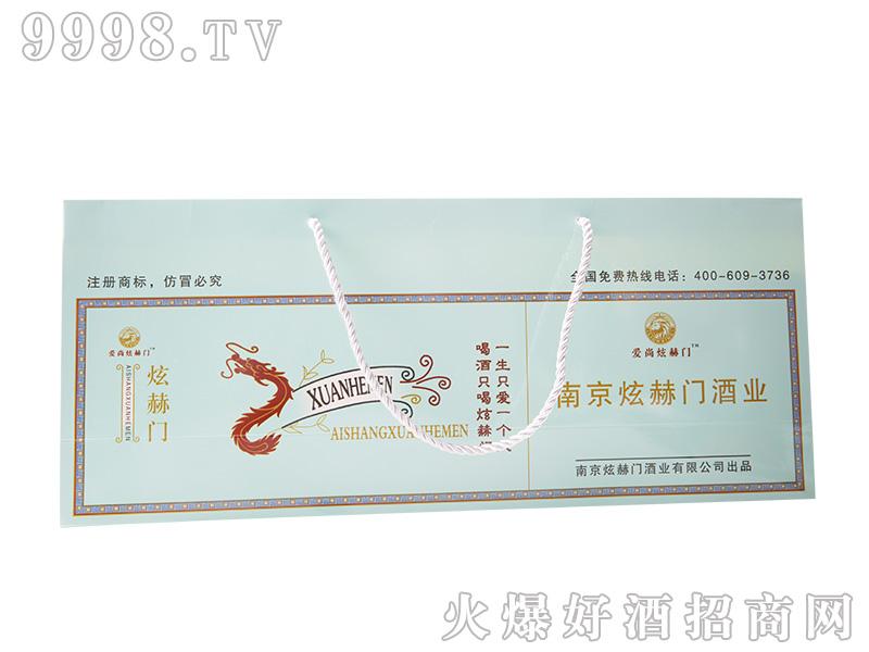 爱尚炫赫门酒箱【40°125ml】-保健酒类信息