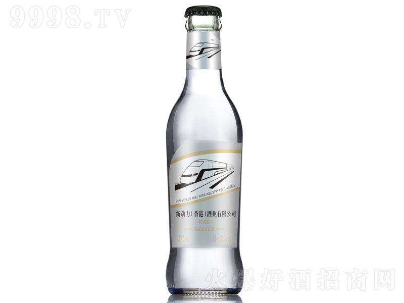 迷力火车纯情型苏打酒【3.5度275ml】