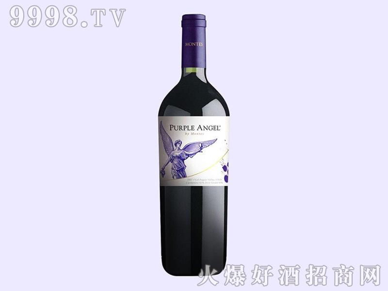智利紫天使干红葡萄酒【15°750ml】