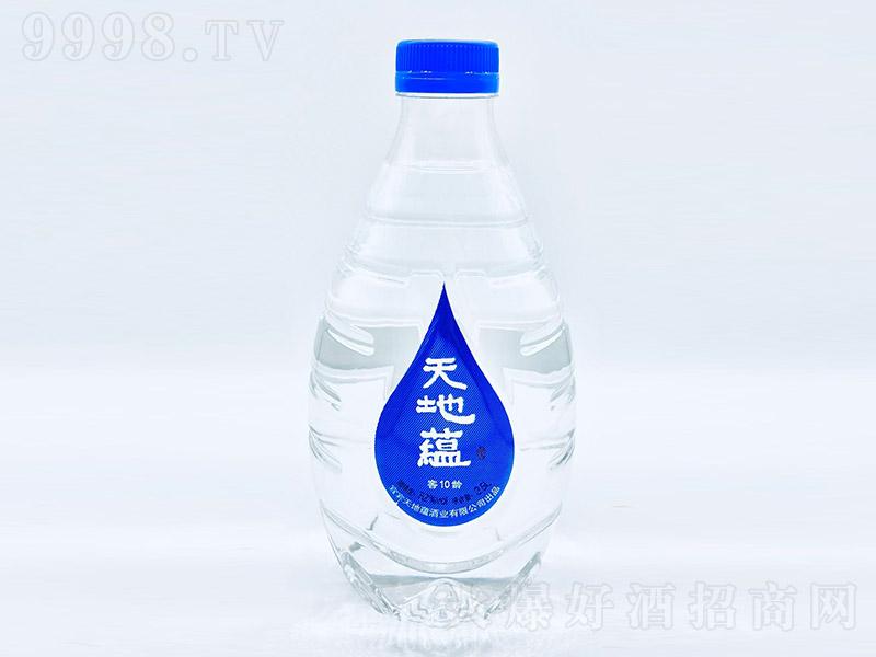 天地蕴酒窖龄10浓香型白酒【52°2.5L】