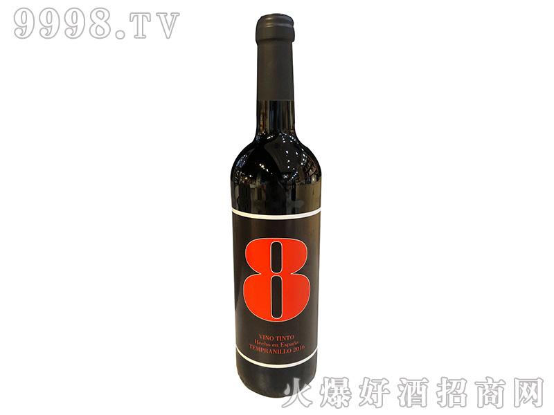 8号干红葡萄酒【14度750ml】-红酒类信息
