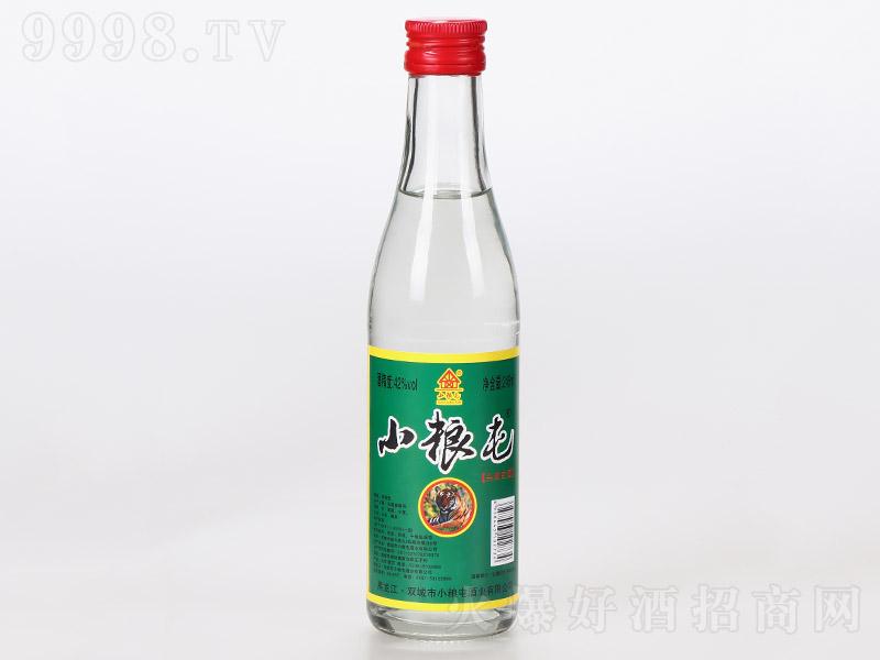 小粮屯头曲白酒浓香型白酒【42°248ml】