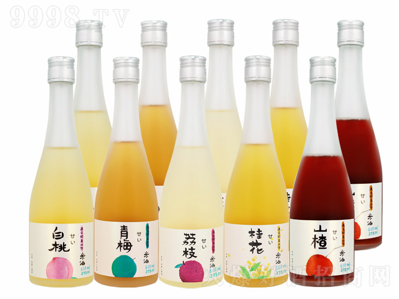 饮秋果酒铝盖瓶【6°375ml】