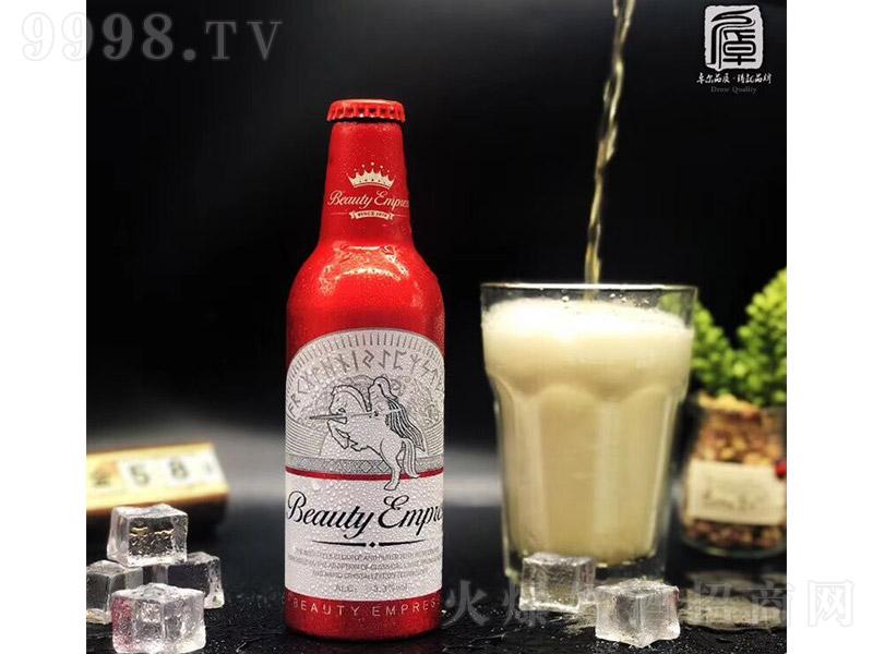 英博至尊红颜啤酒瓶【9°355毫升】-啤酒类信息