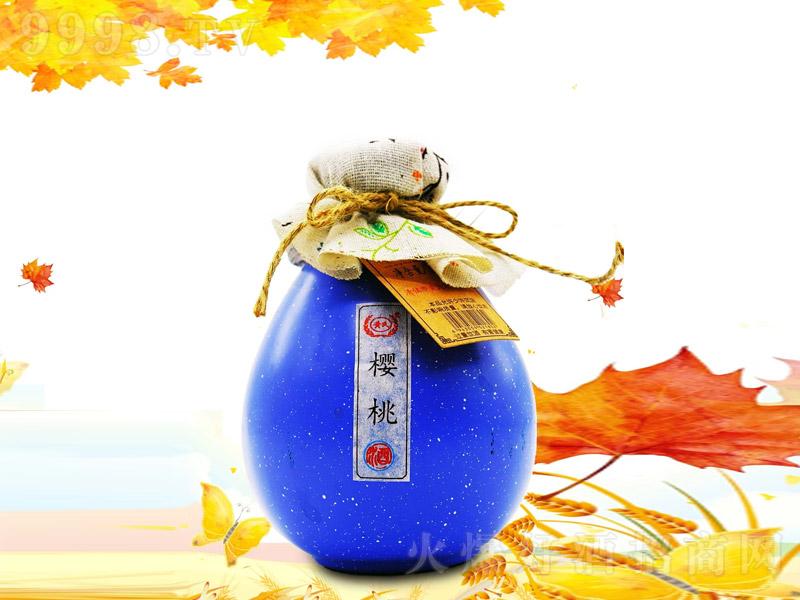 黄氏樱桃酒【12°300ml】